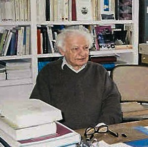 Yves Bonnefoy - Bonnefoy in 2004