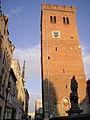 Ząbkowice Śląskie, dzwonnica, tzw. Krzywa Wieża, XV, XVII.JPG