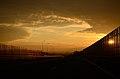 Zachód słońca na autostradzie.jpg