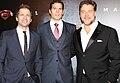 Zack Snyder, Henry Cavill, Russell Crowe (3).jpg