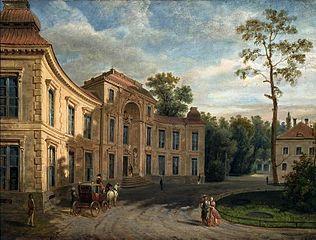 Pałac Myślewicki w Warszawie
