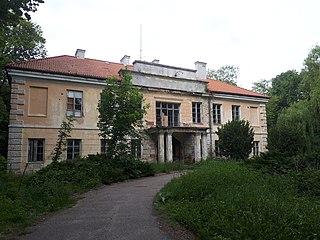 Podzamcze, Masovian Voivodeship Village in Masovian Voivodeship, Poland
