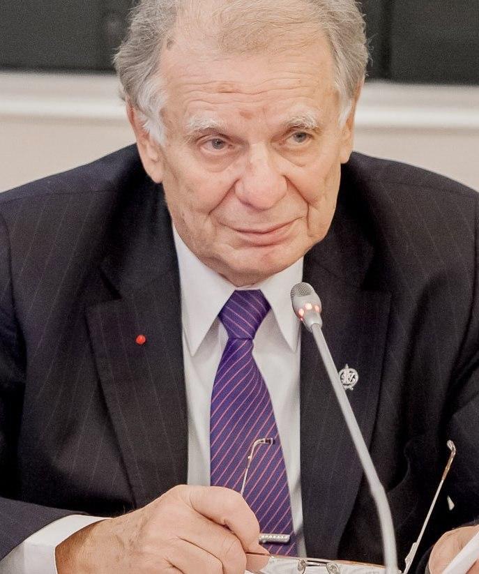 Zhores Alfyorov 2012