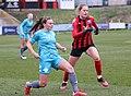 Zoe Cross Alli Murphy Lewes FC Women 2 London City 3 14 02 2021-178 (50944301922).jpg