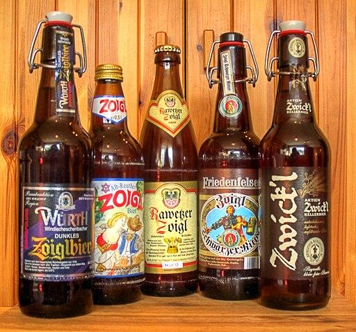 Zoigl-Biere