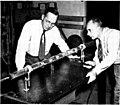 Zone refining Bell Labs 1954.jpg