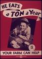 """""""He Eats a Ton a Year"""" - NARA - 514446.tif"""