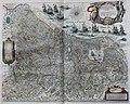 """""""Novus XVII Inferioris Germaniae Provinciarum Typus - de integro multis in locis emendatus à Guliel. Blaeu... ; Josua Vanden Ende Sculp.."""" (22267853291).jpg"""
