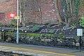 """Rocket"" garden, Rainhill railway station (geograph 3819291).jpg"