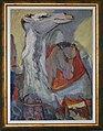 """""""Weißes Kamel"""", Ölbild von Else Hertzer, 1974.jpg"""
