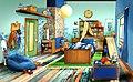 'סקיצת תפאורה סט החדר של דן-דן' 'דן ומוזלי.jpg