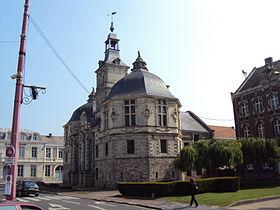 Unit urbaine de saint amand les eaux wikimonde - Office du tourisme de saint amand les eaux ...