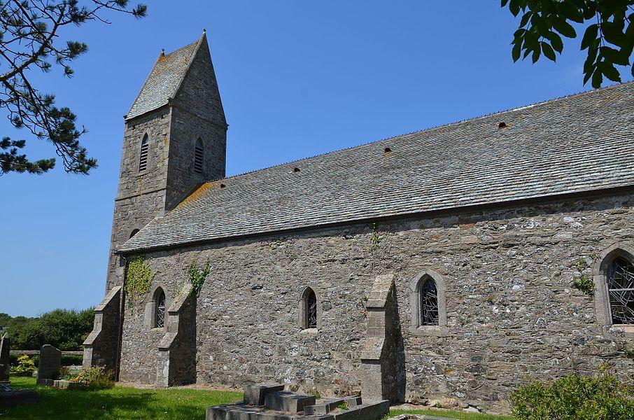 Église Saint-Martin d'Éculleville.