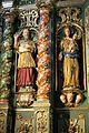 Église Notre-Dame-de-l'Assomption de Cordon-Retable du maître-autel-Détails-2 (2017).jpg