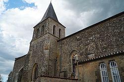 Église Saint-Sulpice de Saint-Sulpice-en-Pareds (vue 3, Éduarel, 10 avril 2016).JPG