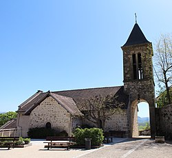 Église St Laurent Béon Ain 8.jpg