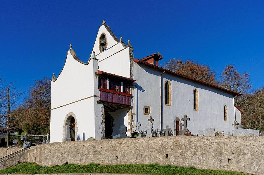 Église Notre-Dame-de-l'Assomption de Halsou