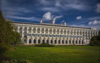 Ķemeri - Ķemeri sanatorium (hotel)