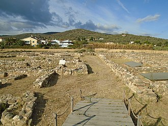 Loutropoli Thermis - The prehistoric settlement of Thermi