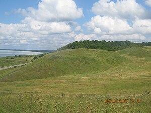 Zalesye - The site of an ancient Meryan sanctuary in Zalesye