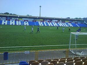 FC Nyva-V Vinnytsia - Home stadium