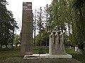 Бохоники, Пам'ятник 133 воїнам односельчанам загиблим на фронтах ВВВ.jpg