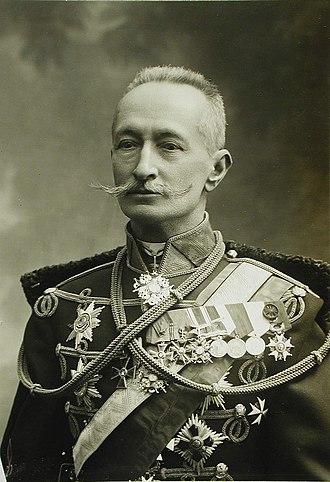 Aleksei Brusilov - Image: Брусилов Алексей Алексеевич
