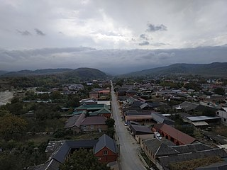 Shalazhi Rural locality in Chechnya, Russia