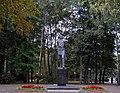 Вінниця - Пам'ятник О. М. Горькому DSC 2038.JPG