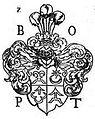 Герб Багдана Агінскага (1601).jpg
