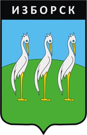 Izborsk - Coat of arms of Izborsk