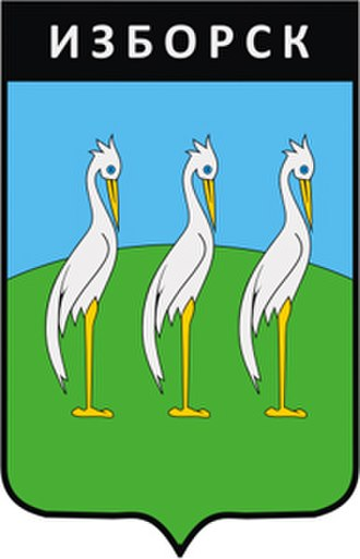 Izborsk - Coat of arms of Izborsk