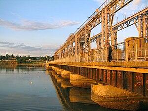Дубоссары ГЭС