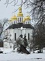 Екатерининская церковь в Чернигове Март 2013.jpg