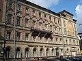 Здание училищного совета при Синоде с церковью святого Александра Невского, Санкт-Петербург.jpg