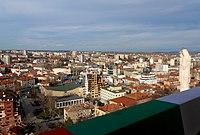 Изглед от Камбанарията в Хасково.JPG