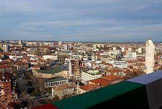 Haskovo Place in Bulgaria