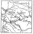 Карта к статье «Монтеро» № 1. Военная энциклопедия Сытина (Санкт-Петербург, 1911-1915).jpg