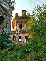 Комсомольский р-н, Писцово, Воскресенская церковь, вид 1.jpg
