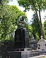 Личаків, Пам'ятник на могилі сімей Трушковських і Закрейсів.jpg
