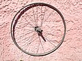 Металлический обод колеса от советского двухколёсного велосипеда.jpg