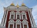 Надвратная церковь Новодевичьего монастыря - panoramio.jpg