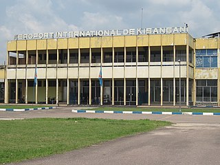 Bangoka International Airport airport in the Democratic Republic of the Congo