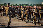 Підготовка Нацгвардії до військового параду на честь Дня Незалежності України 0961 (19866950303).jpg