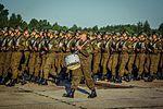 Підготовка Нацгвардії до військового параду на честь Дня Незалежності України 0970 (19865226414).jpg
