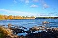 Река Турнеэльвен, осень.jpg