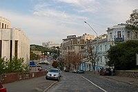 Трёхсвятительская улица Киев 2012 01.JPG