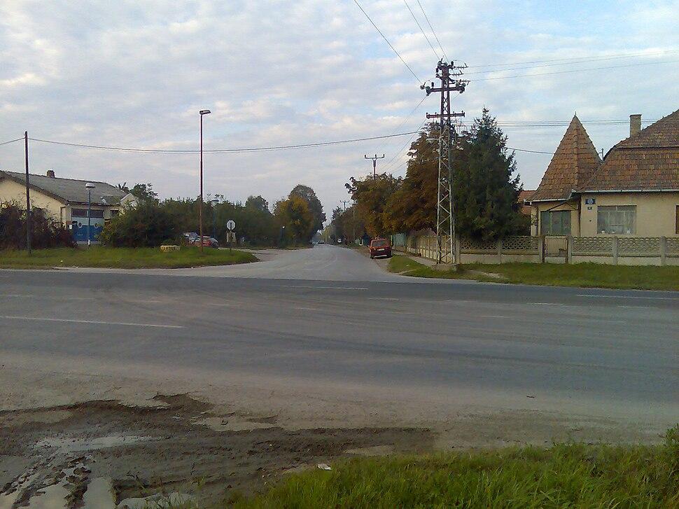 Улаз у насеље Радановац