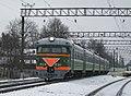 ЭР2К-930, Russia, Saint Petersburg, Shuvalovo station (Trainpix 193759).jpg