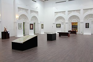 Qatar Foundation - An Arabic calligraphy exhibition hosted by Qatar Foundation in September 2014